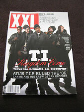 XXL Magazine - March 2007 Issue # 89 - T.I. & P$C Cover