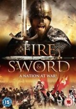 Fire And Sword (DVD, 2013)