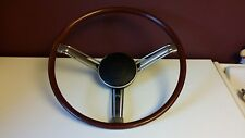 Wood steering wheel VDM BMW 2000 CS, 1800 Ti, 2000 Ti