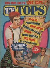 TOPS TV Magazine No.62  11 December 1982    ABC    Musical Youth