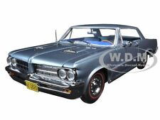 1964 PONTIAC GTO YORKTOWN BLUE 1/18 DIECAST CAR MODEL BY SUNSTAR 1826