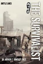 The Survivalist (Battle Lines)-ExLibrary