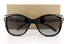 Brand New VERSACE Sunglasses VE 4270 GB1/11 BLACK/GRADIENT GRAY For Women