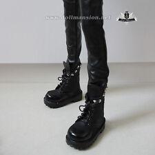 1/3 BJD Military Boots SD13 Dollfie EID MID DOD AOD DZ Shoes Men Punk boots 0736