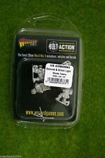 Bolt Action US Airborne Bazooka & 60mm Light Mortar Teams Warlord Games