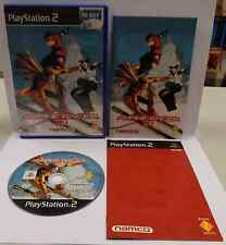 Game SONY Playstation 2 PSX2 PS2 Play PAL Gioco in  ITALIANO ALPINE RACER 3