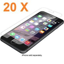 20 X High Quality Ultra Clear Screen Protector Film for iPhone6  4.7 inch