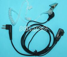 EarPiece Headset EAR PIECE MIC MOTOROLA 2-Pin CLS1110 CP100 CLS1410 CP200 Radio