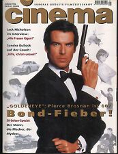 GERMAN CINEMA MAGAZINE JAMES BOND SPECIAL ISSUE 1996 30 PAGES ON 007!