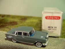 1/87 Wiking MB 220 S 0824 08