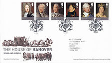 15 SEPTEMBER 2011 HOUSE OF HANOVER ROYAL MAIL FIRST DAY COVER LONDON SW1