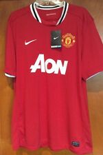 New NIke Manchester United 2011/2012 Soccer Jersey