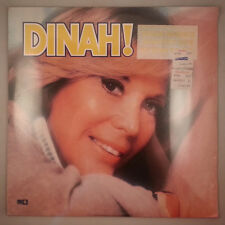 Dinah Shore's Greatest Hits/As Seen On TV/2LP Capitol Records Stereo Sealed NEW
