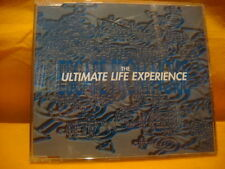 MAXI Single CD THE ULTIMATE LIFE EXPERIENCE Escape From Noise 3TR 1993 trance