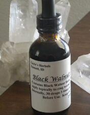 Black Walnut Bark Tincture Extract 4 FLOZ  SEALED  FREE SHIPPING