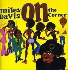 On The Corner - Miles Davis (2000, CD NEUF)