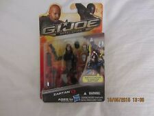 GI JOE ZARTAN RETALIATION 2012 3.75 INCH ACTION FIGURE