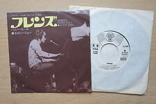 "ELTON JOHN Friends Japan promo 7"" with fold out picture insert DJM FR-2801 1971"