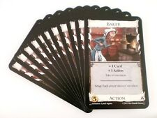 Dominion Guilds Replacement / Expansion Baker Action Card 11x