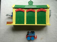 Thomas The Tank & Friends Tidmouth Shed Discover Junction W/ Thomas