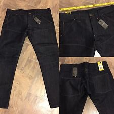 $200 NWT G Star Neil Denim Tapered Fit Raw 5620 Bike 3D Low 36 X 32 Supreme
