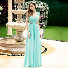 Ever Pretty Women's Long Wedding Bridesmaid Gowns Evening Prom Party Dress 08697