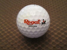 LOGO GOLF BALL-REGAL NISSAN.........HORSE LOGO