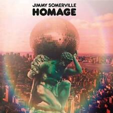 JIMMY SOMERVILLE Homage CD 2015 Digipack * NEW