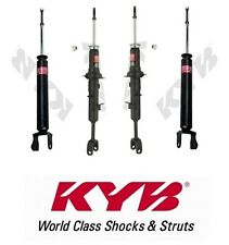 KYB 4 Excel-G Shocks fits Infiniti G35 Coupe with Sport Suspension & 350Z 03-05