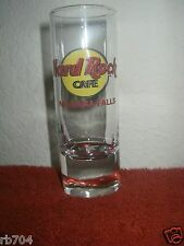 HARD ROCK CAFE NIAGARA FALLS NY 4 INCH SHOT GLASS