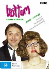Bottom : Series 3 (DVD, 2006) REGION 4 VGC ADRIAN EDMONDSON RIK MAYALL