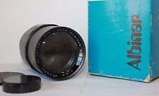 Albinar  200mm f3.5 Telephoto Manual Prime Lens Pentax  M42 Excellent Boxed