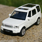 Land Rover Discovery 4 Car Model 1:32 Alloy Diecast Toys Collection&Gifts White