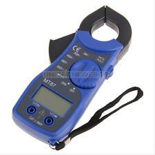 Accurate Digital Multimeter AC/DC Clamp Voltmeter Ammeter Ohmmeter Volt Tester