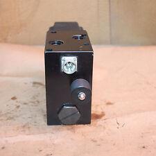 Hydraulic Solenoid Valve HV-11 110 50-60HZ 70watts