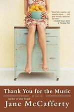 Thank You for the Music: Stories by McCafferty, Jane