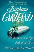 Barbara Cartland: Three Complete Novels: Earls and Their Ladies-ExLibrary
