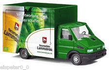 Busch 47931 Iveco Daily Ausschankwagen »Lammsbräu«, H0 Automodell 1:87