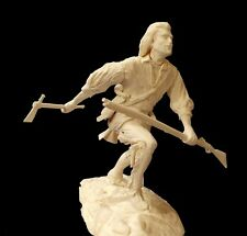 120mm Resin Hawkeye F & I War Scout Last Of The Mohicans Lewis