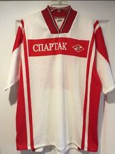 Vintage Rare Chaptak FC F.C Spartak Moscow Russia Soccer Fútbol Jersey #14 SZ 50
