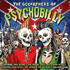 VARIOUS - The Godfathers of Psychobilly - 2 CD SET