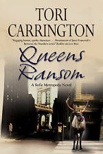 Queens Ransom (A Sofi Metropolis Mystery)-ExLibrary
