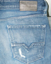 AUTHENTIC DIESEL @ LARKEE 73H Classic STRAIGHT Jeans 32 x 32  (Fit like 33 x 33)