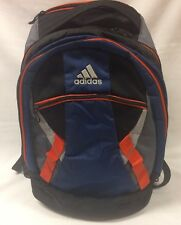 Adidas Load Spring Backpack High End Heavy Duty Tons Of Pockets Ergonomic Straps