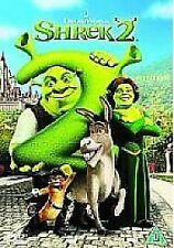 Shrek 2  DVD Mike Myers, Eddie Murphy, Cameron Diaz,  NEW SEALED FREEPOST
