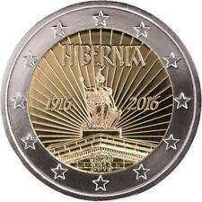 "Ireland 2 euro coin 2016 ""The Centenary of the 1916 Easter Rising"" UNC"