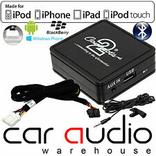 Mazda RX-8 2006-2009 Bluetooth Music Streaming Handsfree Car AUX In CTAMZBT001