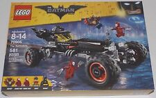 LEGO The BATMAN Movie The BATMOBILE 70905 Robin Kabuki Twin Man-Bat