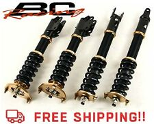 BC Racing BR Series Coilover Kit fits: 1985-1987 BMW E30 45mm - I-04
