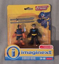 IMAGINEXT Justice League SLADE & NIGHTWING Target Exclusive